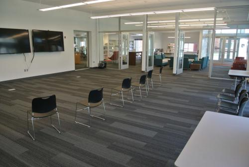 Meeting Room, Walbridge Library