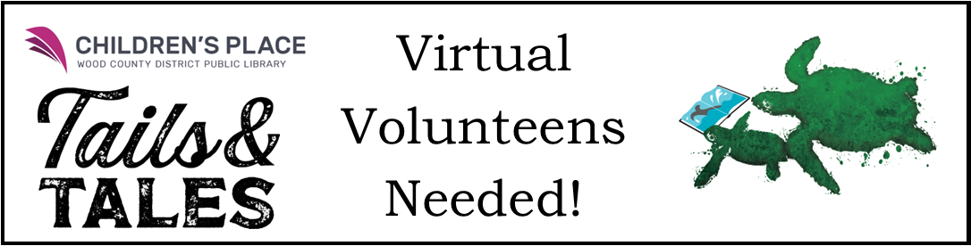 SRP Virtual Volunteens needed