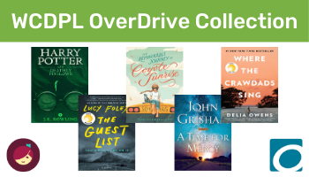 WCDPL OverDrive Collection