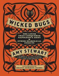 book cover, Wicked Bugs
